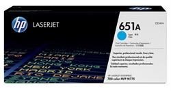 Hp 651A Cyan Laserjet Toner . . .