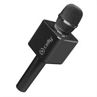 Micrófono Celly Con Altavoz Negro
