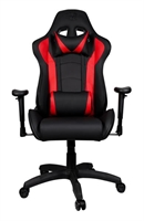 Silla Gaming Cooler Master Caliber R1 Negro/ Rojo