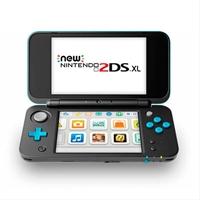 Consola Nintendo New 2Ds Xl Negra/ Turquesa