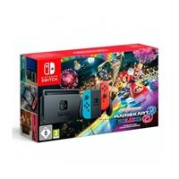 Consola Nintendo Switch Neon +  Mario Kart