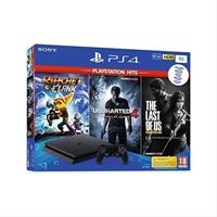 Consola Sony Ps4 1Tb   3 Juegos . . .