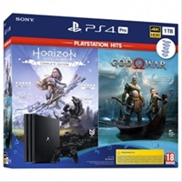 Consola Sony Ps4 Pro 1Tb +  Horizon Zero Dawn +  . . .