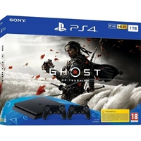 Consola Sony Ps4 Slim 1Tb +  Ghost . . .