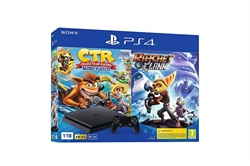 Consola Sony Ps4 Slim 1Tb Cras Team Racing +  . . .