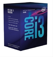 Cpu Intel Core I3- 8100 Socket 1151 . . .