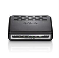 D- Link 5- Port 10/ 100/ 1000Mbps . . .
