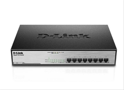 D- Link 8- Port Desktop Gigabit . . .