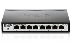 D- Link Switch/ 8P 10/ 100/ 1000 . . .