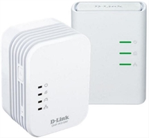 D- Link Trade Kit With 2 Powerline 500M Home  Av . . .