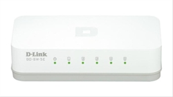 D- Link Trade Mini Switch 5 Ports 10/ 100Mbps  In