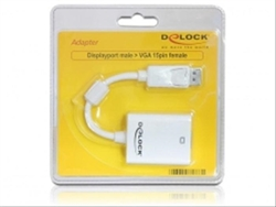 Delock Adaptador Displayport M A . . .
