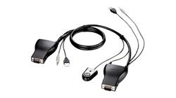 D- Link 2- Port Usb Kvm Switch       . . .