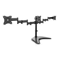 V7 Triple Swivel Desk Stand Mount  3Displays . . .
