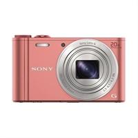 Camara Fotos Sony Dsc- Wx 350 Rosa . . .
