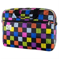 E- Vitta Style Laptop Bag 16 Squares