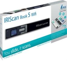 Escáner Iriscan Book 5 Wifi Negro