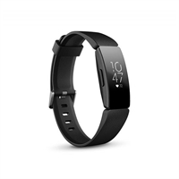 Fitbit Inspire Hr Black/ Black Fitness Band Eu