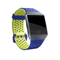 Fitbit Ionic Accessory Sport Band Blue Yellow