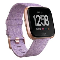 Smartwatch Fitbit Versa Edición Especial Tejido . . .