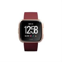 Fitbit Versa Ruby/ Aluminium Box Rosa