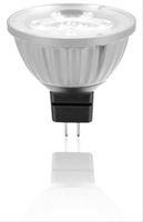 Foco Led Primux Mr16 3W 3000K Warm