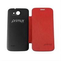 Funda Primux Flip Cover Zeta Rojo