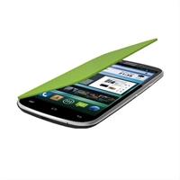 Funda Primux Flip Cover Zeta Verde