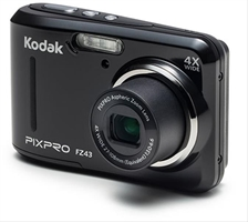 Kodak Compact 16Mp X4z 720P Blk