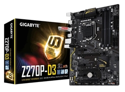 Placa Base Gigabyte Ga- Z270p- D3 Intel Z270 Atx