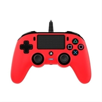 Gamepad Nacon Ps4 Rojo