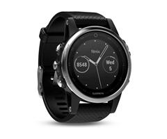 Garmin Fenix 5S Negro Reloj 42Mm Multideporte Gps . . .