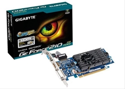 Giga- Byte Gf Gt210 1Gb Ddr3 Lp Pci- E      1Gb . . .