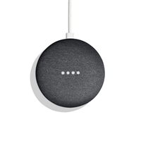Google Home Mini  Asistente Carbón