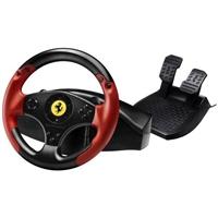 Volante Guillemot Thrustmaster Ferrari Red Legend . . .