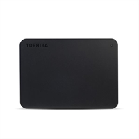 Toshiba Canvio Basics 2. 5 4Tb Black