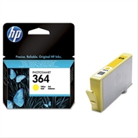 Hp 364 Yellow Ink Cart/ Vivera Ink