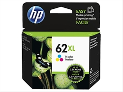 Hp Inc Hp Ink/ 62Xl Tri- Color . . .
