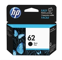 Hp Ink Cartridge 62 Black          . . .