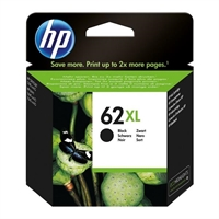 Hp Ink Cartridge No 62 Xl Black    . . .