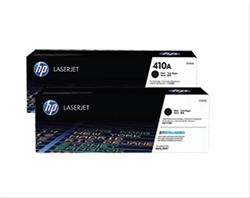 Hp Toner Cartridge 410A Black      . . .