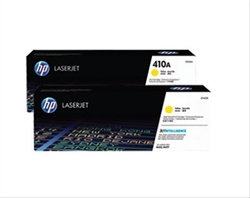 Hp Toner Cartridge 410A Yellow     . . .