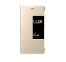 Huawei P9 Plus Window Cover Golden