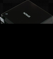 Impresora Epson Tm- M30 Ticket Ethernet Negra