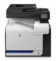 Impresora Hp Laserjet Pro 500 Color Mfp M570dn