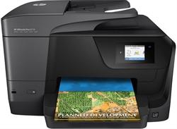 Impresora Hp Officejet Pro 8710 E- All- In- One A4