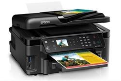 Impresora Multifuncion Epson Workforce Wf- 2750Dwf . . .