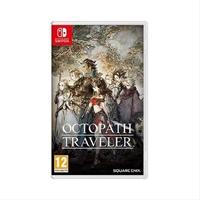 Juego Nintendo Switch Octopath Traveler