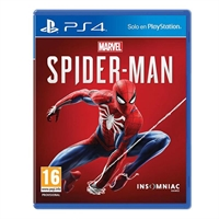 Juego Para Ps4 Marvel´S Spider- Man