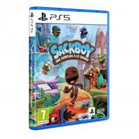 Juego Sony  Videojuego Para Ps5  Sackboy Una . . .